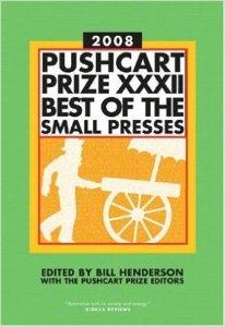 pushcart prize 2008
