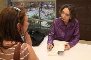 Joyce Carol Oates at USF