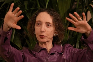 Joyce Carol Oates at USF