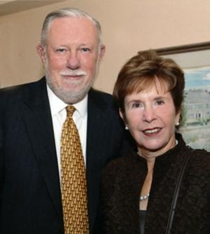 Chuck and Nancy Geschke