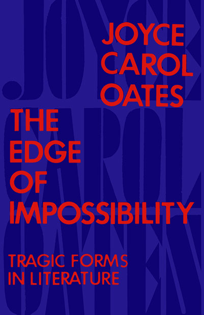 The Edge of Impossibility: Tragic Forms in Literature