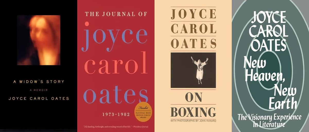 The Nonfiction of Joyce Carol Oates