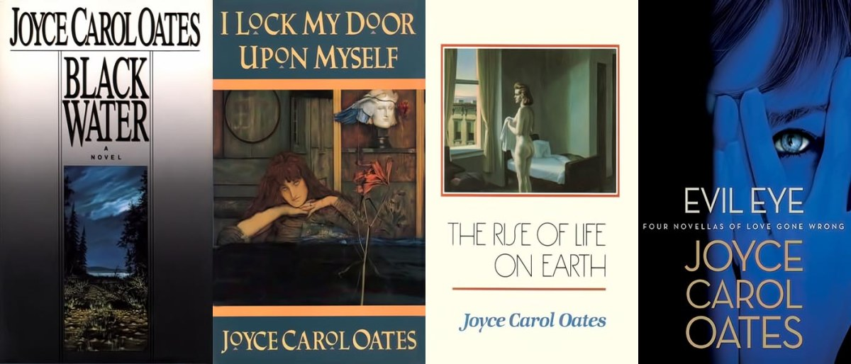The Novellas of Joyce Carol Oates