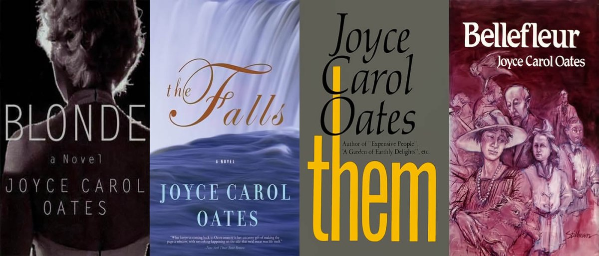 The Novels of Joyce Carol Oates