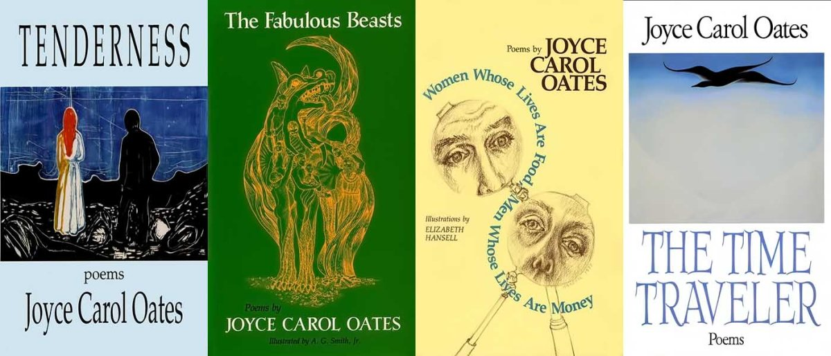 The Poetry of Joyce Carol Oates
