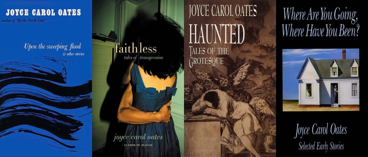 The Short Story Collections of Joyce Carol Oates