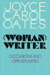(Woman) Writer: Occasions and Opportunities