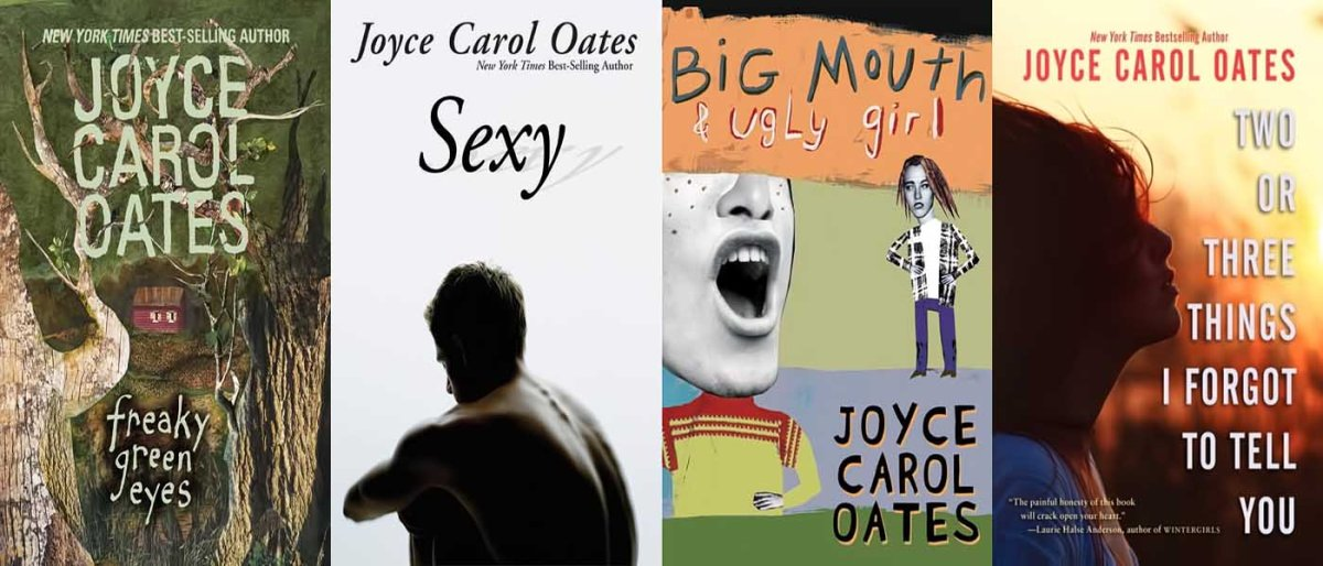 The Young Adult & Children's Books of Joyce Carol Oates ...