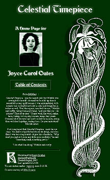 a review of james oates story where are you going where have you been In the short story naked, a  where are you going, where have you been  from where does randy souther's excellent joyce carol oates webpage.