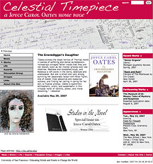 Celestial Tmepiece: 2007