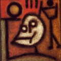 Death and Fire —Paul Klee