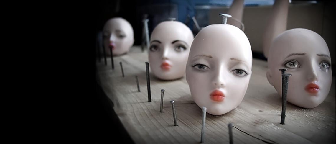 Marina Bychkova - Enchanted Doll