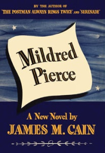 mildred pierce by cain