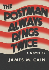 the postman always rings twice by cain